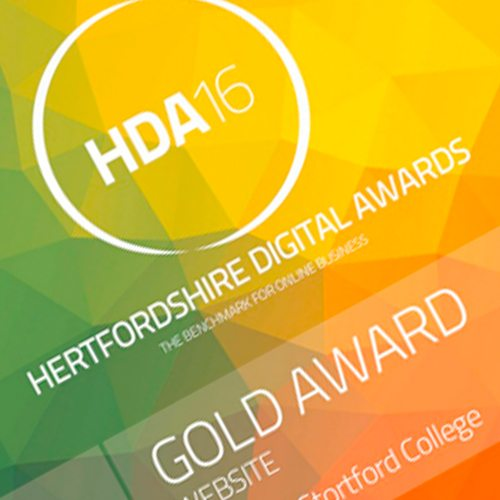 Cleverbox Website wins Herfordshire Digital Awards