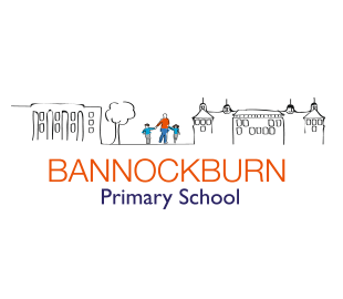 Bannockburn Primary School Logo Brand