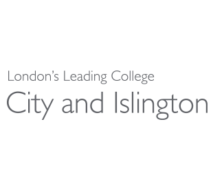 London's Leading City and Islington College Logo