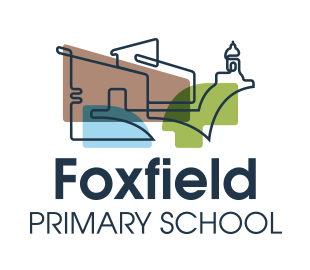 Foxfield Primary School Rebrand Logo