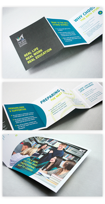 Cleverbox School Prospectus Designs