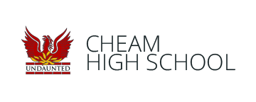 The Cheam High School Logo