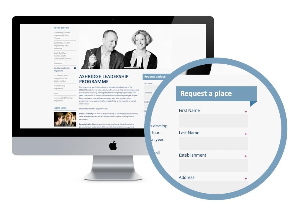 Astra Learning Alliance Teaching School Website