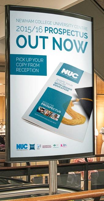 Newham College Branding