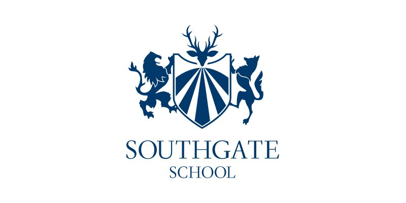 southgate school logo and branding case study