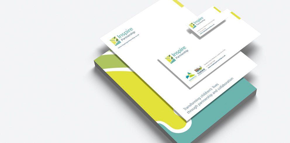 Inspire Partnership Trust Branding