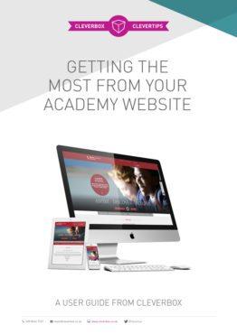 Cleverbox School Website Module Guide