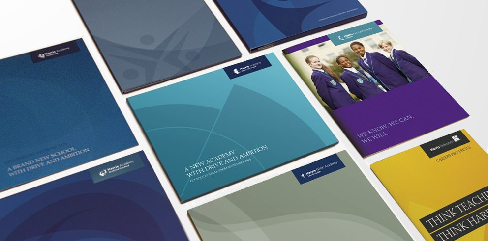 Branding for Education, trusts and partnerships
