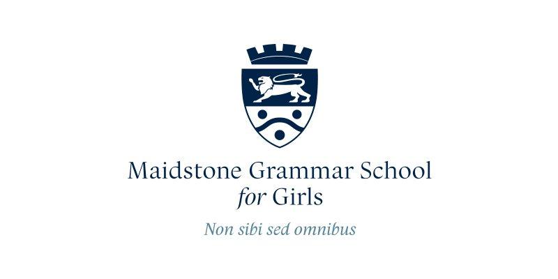 Maidstone Grammar School logo and branding case study