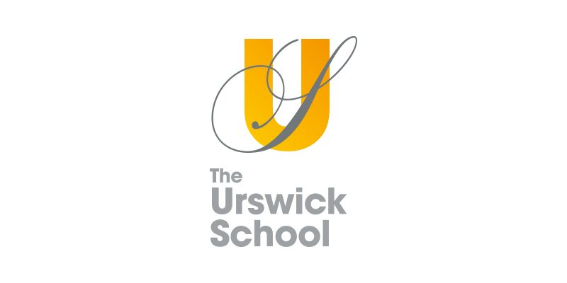Urswick School logo and branding case study