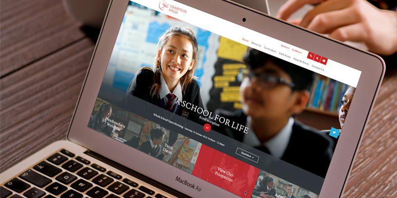 Richmond West School's Trust branding case study
