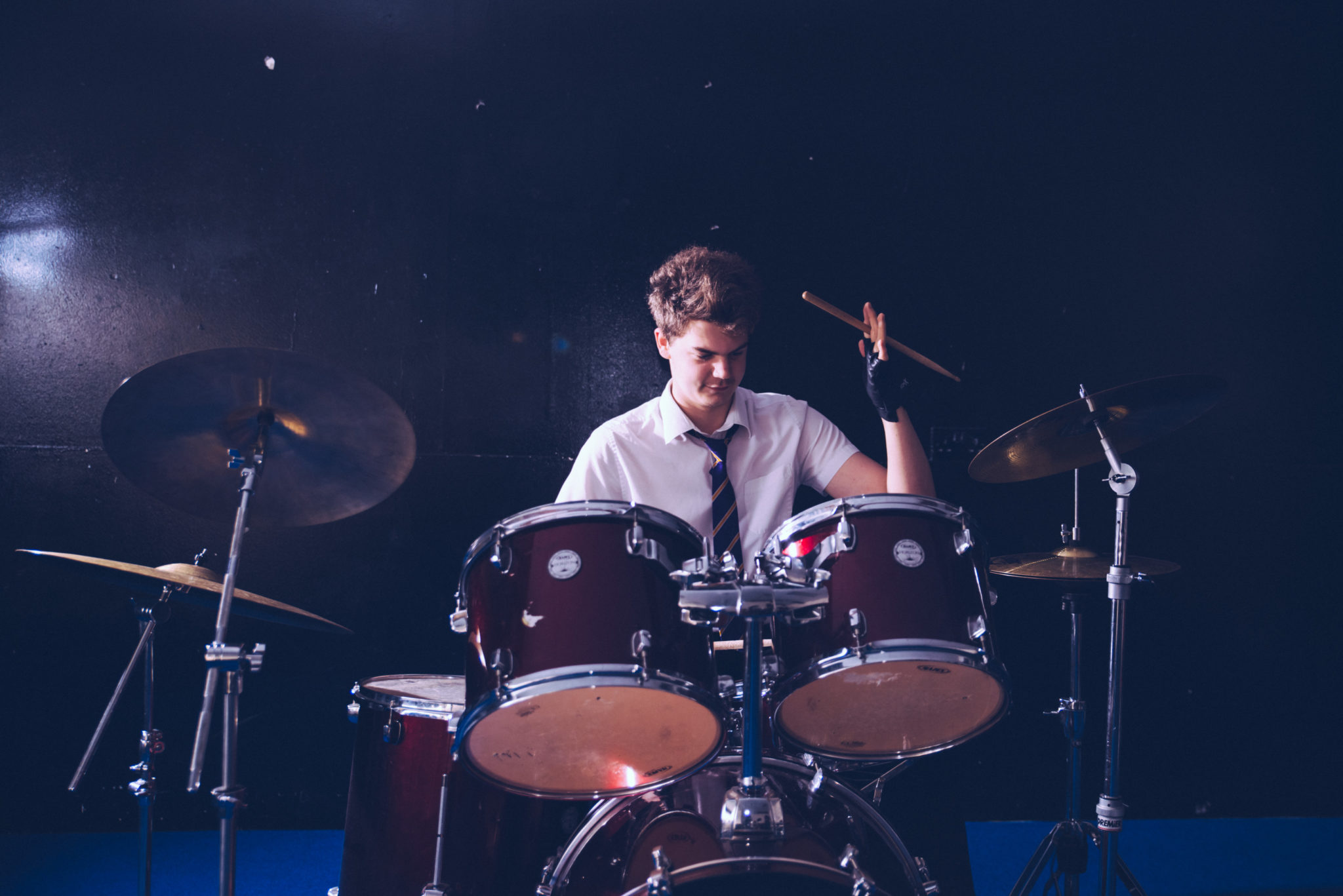 Howard Academy Trust drums