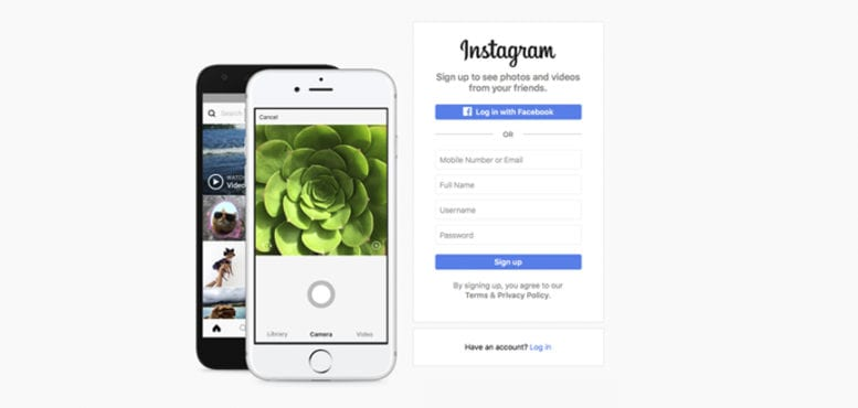 How to set up an Instagram account for your school