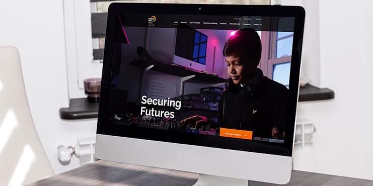 London_East_Alternative_Provision_Responsive_Website_Design