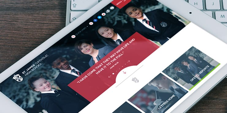 St_James'_Catholic_School_Responsive_Website_Design