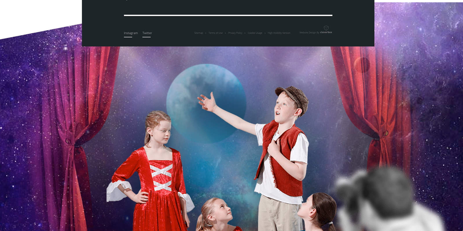 Aberdour School Website Design