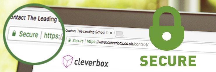 SSL certificate for security of your school websites