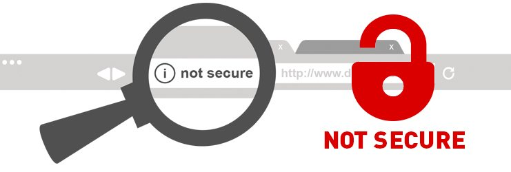 SSL certificate will make sure your school website is protected
