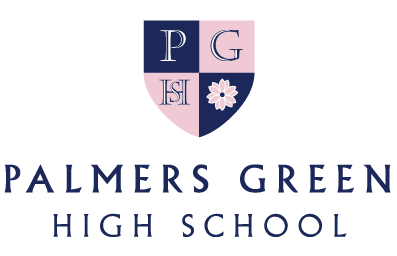 Palmers Green High School Logo Design