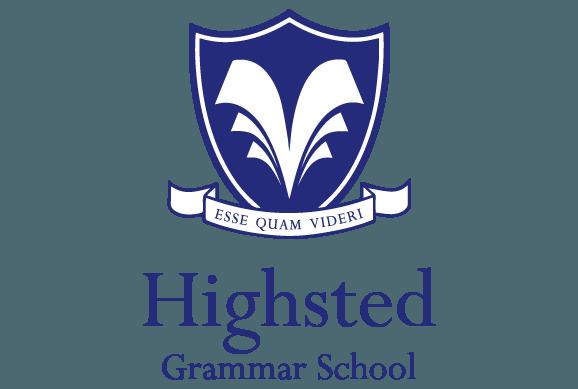 Highsted Grammar School Logo Design