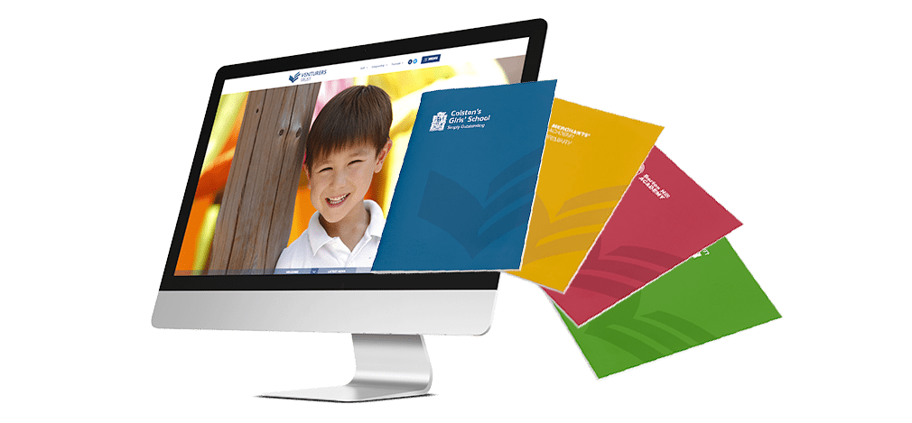 Venturers Trust branding for schools