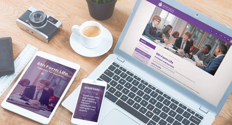 Wordpress websites for schools