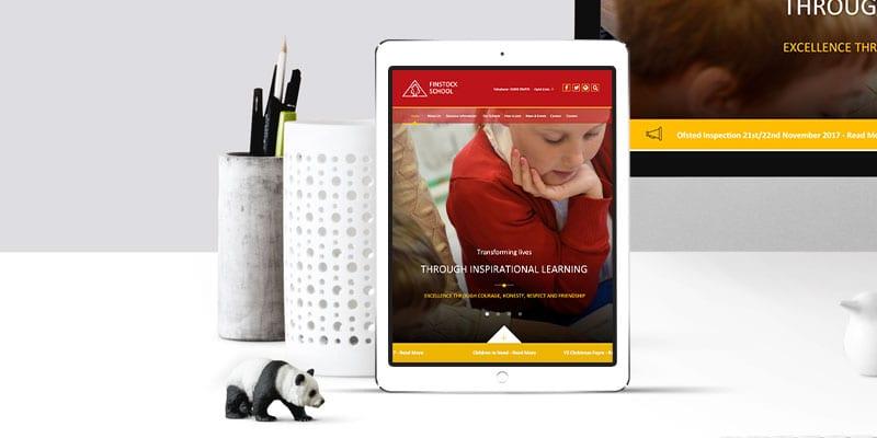 Finstock Primary School websites