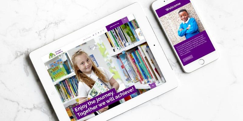 Orchard Academy School websites