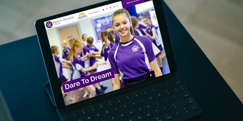 Prince William School websites