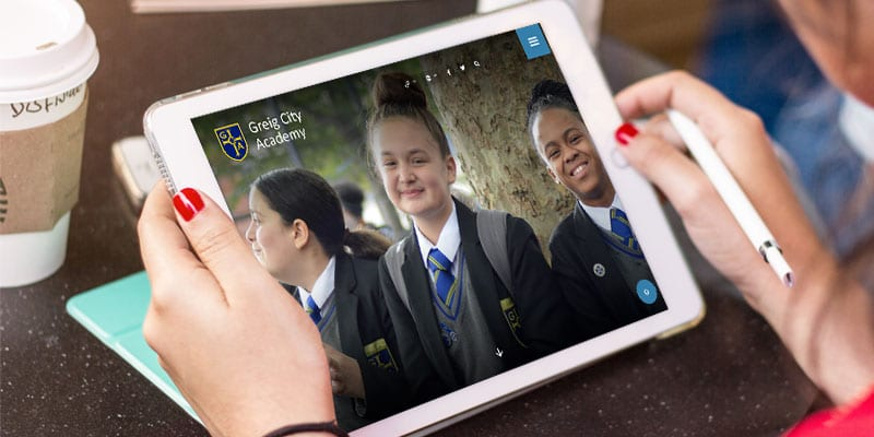 Greig City School websites