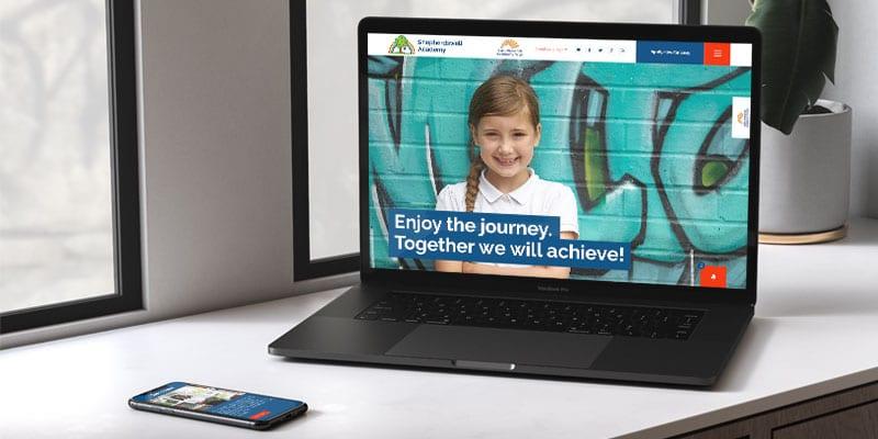 Shepherdswell Academy school websites