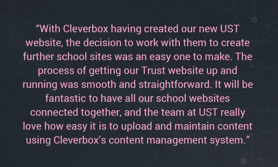 trust website quote
