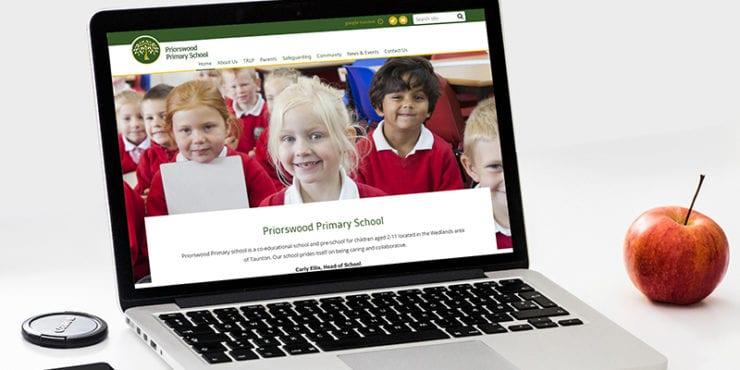 Priors Wood Primary school websites