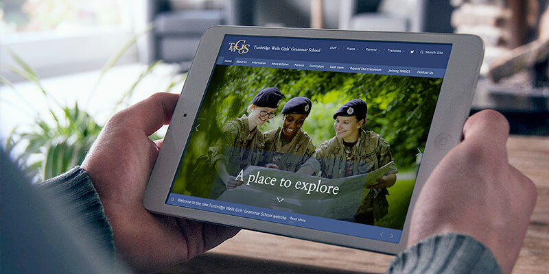 tunbridge wells grammar school for girls school websites